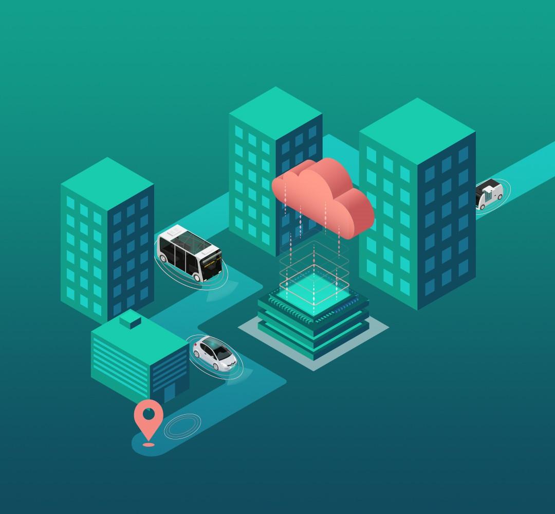 智能驾驶科研平台
